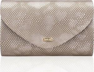10571e8c46511 złota kopertówka mohito - stylowo i modnie z Allani