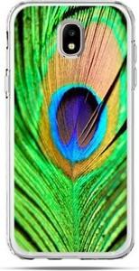 Etuistudio Etui na telefon Galaxy J5 2017 - pawie oko