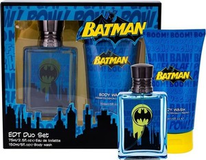 DC Comics Batman Woda toaletowa 75 ml + Żel pod prysznic 150 ml