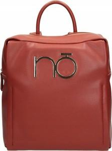 Brązowy plecak NOBO ze skóry ekologicznej