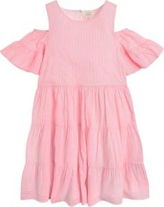 Sukienka dziewczęca Cool Club z bawełny w paseczki