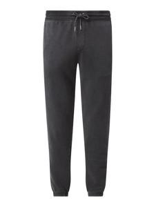 Spodnie Calvin Klein z dresówki w sportowym stylu