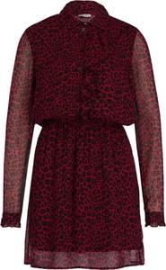Czerwona sukienka Liu-Jo