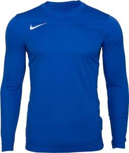 Niebieska koszulka Nike w sportowym stylu