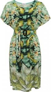 Sukienka Premiera Dona z krótkim rękawem