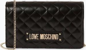 Brązowa torebka Love Moschino