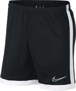 Czarne spodenki Nike Football w sportowym stylu