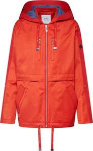 Czerwona kurtka edc by Esprit w stylu casual