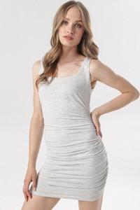 Sukienka born2be bez rękawów w stylu casual mini