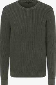 Zielony sweter Tigha w stylu casual