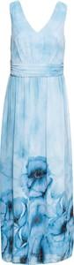 Sukienka bonprix BODYFLIRT maxi w stylu casual