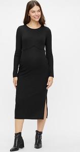 """Mama Licious Sukienka """"Ria"""" w kolorze czarnym"""