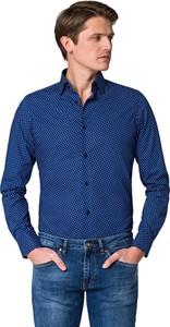 Koszula LANCERTO z bawełny