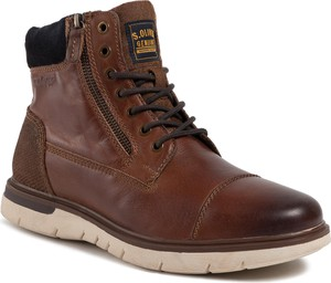 Buty zimowe S.Oliver sznurowane