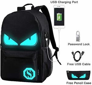 Czarny plecak Llfs