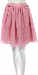 Różowa spódnica Maison Espin