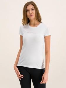 T-shirt Emporio Armani w stylu casual z okrągłym dekoltem
