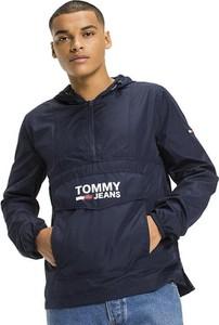 Granatowa kurtka Tommy Jeans