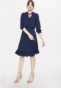 Sukienka Seriously w stylu casual z długim rękawem