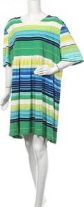 Sukienka My Size z okrągłym dekoltem