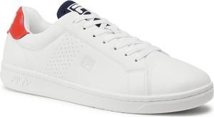 Sneakersy FILA - Crosscourt 2 Nt 1010929.92N White/Fila Navy/Fila Red