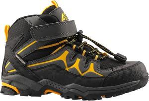 Buty dziecięce zimowe 4F dla chłopców na rzepy