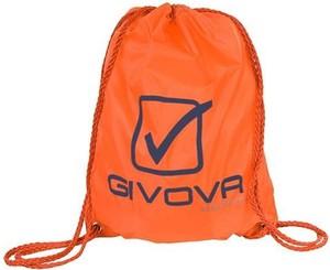Pomarańczowy plecak męski Givova