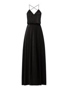 Czarna sukienka Laona