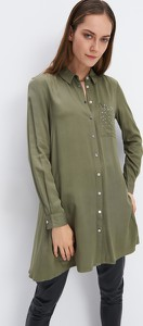Zielona koszula Mohito