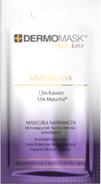 L'Biotica Dermomask Night Active Mezoterapia - 12 ml