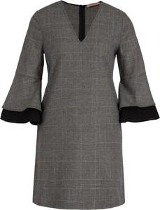 Sukienka Twinset mini w stylu casual z długim rękawem