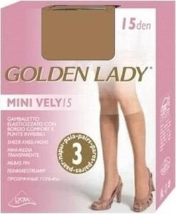 Podkolanówki Golden Lady