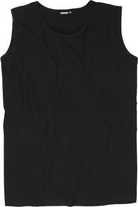 Czarna koszulka Adamo