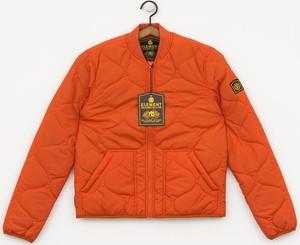 Pomarańczowa kurtka Element krótka