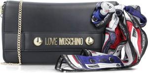 Torebka Love Moschino na ramię w młodzieżowym stylu mała
