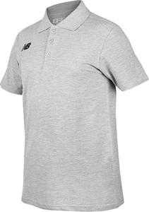 T-shirt New Balance z bawełny w sportowym stylu