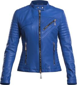 Niebieska kurtka Gaberon