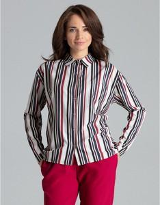 Koszula LENITIF w stylu casual