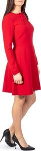Czerwona sukienka Ted Baker mini