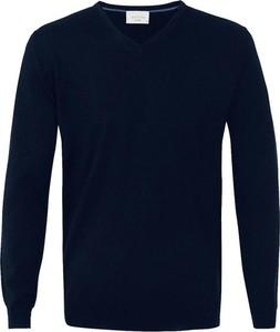 Niebieski sweter PROFUOMO