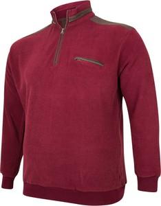 Czerwona bluza Bigsize