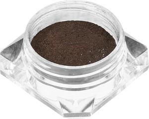 kikikosmetyki RUNWAY - Ciepły ciemnobrązowy lśniący pigment