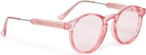 Różowe okulary damskie DeeZee