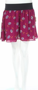 Różowa spódnica Love H81 w stylu casual