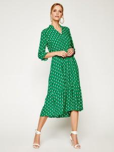 Sukienka Marc O'Polo z długim rękawem midi