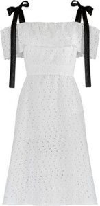 Sukienka WHITE RVBBIT z bawełny