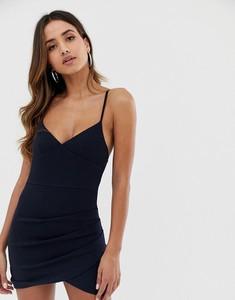 Granatowa sukienka Ax Paris mini
