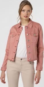 Różowa kurtka S.Oliver w stylu casual