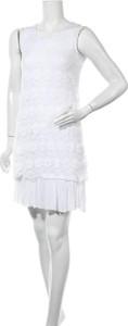 Sukienka Sure bez rękawów z okrągłym dekoltem