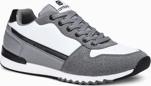 Buty sportowe Ombre sznurowane